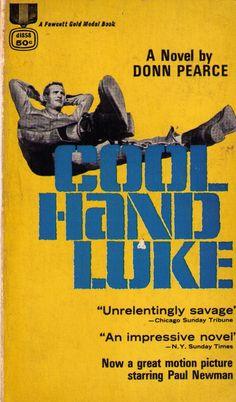 Cool Hand Luke, Fawcett Gold Medal, 1965