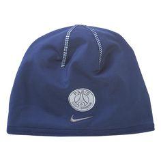 Paris Saint-Germain Training Beanie  / / /  Soccer training gear and apparel at WorldSoccerShop.com