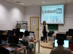 """Hoy con los #empresarios de #Tarragona """"Cómo explotar todo el potencial de LinkedIn""""   Ahora a seguir sacándole todo el partido a esta potente red profesional!!!    #DIPTA #CeliaHil #Empresa #RRSS #SM #LinkedIn #Formació #Formación #Tarragonés #Reus #DiputacióDeTarragona"""