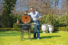 Gardenplaza - Leckere Speisen gelingen mit einem keramischen Grill - Des Genießers bester Freund