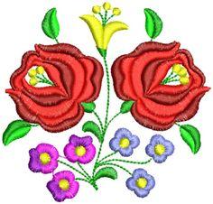 Kalocsai hímzésminták 2 Hungarian Embroidery, Learn Embroidery, Vintage Embroidery, Cross Stitch Embroidery, Embroidery Patterns, Hand Embroidery, Machine Embroidery, Broomstick Lace, Sketch 4
