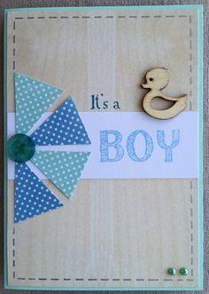 LindaCrea: Lift Challenge - It's a Boy
