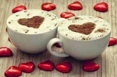 A veces un café es la invitación para que alguien entre a nuestra vida...