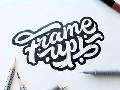 Frame up! - sketch by Nick Cooper
