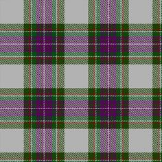 Information from The Scottish Register of Tartans #Strathyre #Purple #Tartan