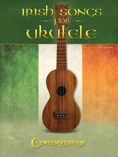 (Fretted). Shamrocks, shillelaghs and shenanigans ... they are all here in this collection of 55 fabulous Irish favorites! Each song is specifically arranged for the ukulele, with the melody in both s