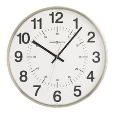 Classic Clock from Design Within Reach
