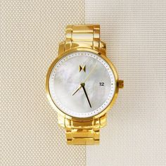 Gold Pearl | MVMT Watches