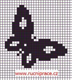 www.rucniprace.cz hackovani filetove vzory filet-motyl-predloha.jpg