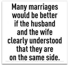 Marriage is too much work