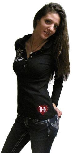 Harley-Davidson® Women's Shirt, 96083-14VW
