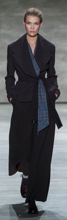 Costello Tagliapietra Fall 2015 ~ New York Fashion Week
