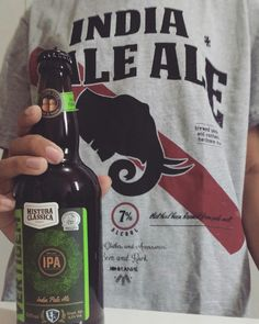 India Pale Ale Vertigem - cervejaria mistura clássica cerveja artesanal brasileira