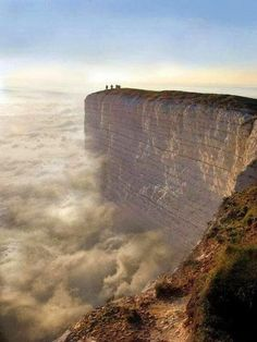 World's Edge, South Coast of England. I don't have a bucket list but I may start one and seeing this is now at the top. So cool !