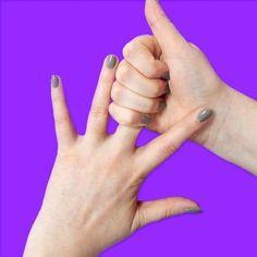 Doğru parmağı 20 saniye boyunca sıkmak bakın hangi sorunlarınızı çözüyor……