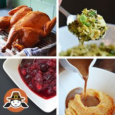 Nomtastic Paleo Thanksgiving recipe roundup! By Michelle Tam http://nomnompaleo.com