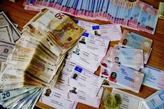 Dark wall streets is a dark web company dealing with production of fake passports and counterfeit money for sale online. New identity documents producer Passport Form, Passport Online, Stolen Passport, Best Cryptocurrency Exchange, Buy Cryptocurrency, Quick Money, Ways To Earn Money, Passport Services, Passport Documents