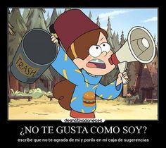 memes gravity falls español - Buscar con Google