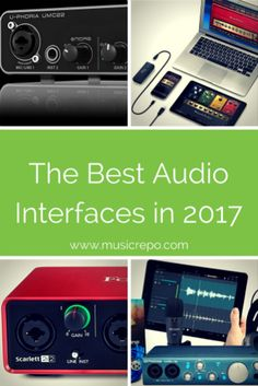 Best Audio Interfaces In 2020 For Your Home Recording Studio - Which are the. - Best Audio Interfaces In 2020 For Your Home Recording Studio – Which are the best audio inter - Home Recording Studio Setup, Home Studio Music, Studio Equipment, Studio Gear, Recording Equipment, Audio Room, Acoustic Panels, Asian Decor, Best Budget