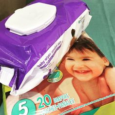 Diapers & Wipes Driv