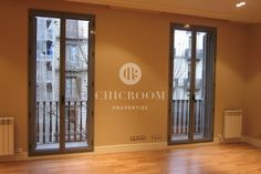 3 bedroom flat to let Eixample terrace