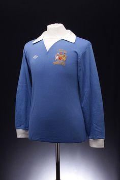 Manchester City League Cup Final 1973 Football Shirt
