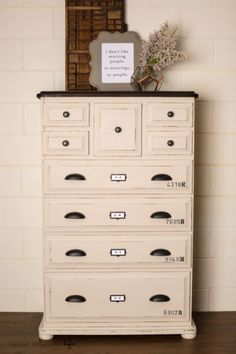 Vintage-Industrial-Style-Large-Chest-of-Drawers-Dresser-Newly-Refurbished