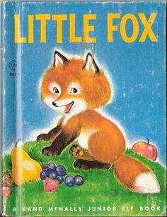 Little Fox - Rand McNally Junior Elf Book