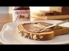 """""""What!? Nutella is Not Good For You!? Who Knew!? I Want My Money Back!"""" - Reads the article, but it should have been... """"TOLD YOU ABOUT THAT NUTELLA!!!"""""""