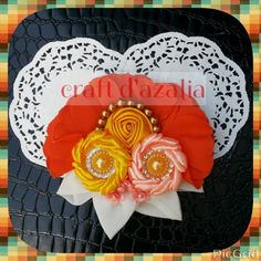 Handmade brooch  Idr 25000