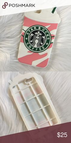 Starbucks iPhone 6 case Super cute Starbucks iPhone 6 case, like new Accessories Phone Cases
