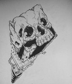Cube Skull.