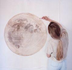 full moon // pinterest: cleohaa ૐ