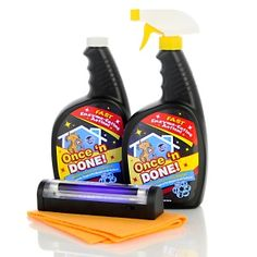 Once N' Done 4-piece Cleaning Kit at HSN.com.