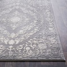 Charlton Home Thissell Vintage Persian Medallion White/Charcoal/Camel Area Rug , Aqua Area Rug, Navy Blue Area Rug, Beige Area Rugs, Traditional Area Rugs, Cream Area Rug, Floral Rug, Transitional Decor, Online Home Decor Stores, Joss And Main