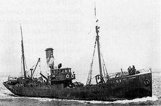 Granton Steam Trawler, Daily Chronicle, operated byT L Devlin Ltd, Granton