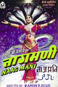 Bollywood original poster.