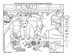 Printable Find Hidden Objects Games   Where Do I Find Printable Hidden Object Games For Kids? - Blurtit