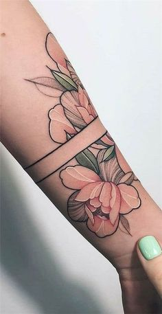 37 Lovely Flower Tattoo Suitable For Women tattoos flower tattoos tattoo ideas . - 37 Lovely Flower Tattoo Suitable For Women tattoos flower tattoos tattoo ideas 37 Lovely Flower Ta - Chinese Tattoo Designs, Flower Tattoo Designs, Tattoo Designs For Women, Tattoo Floral, Floral Tattoo Design, Little Tattoos, Love Tattoos, Body Art Tattoos, Finger Tattoos