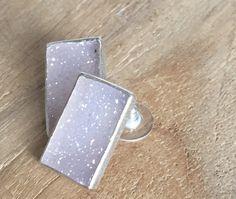 Nirvana Silver Earrings