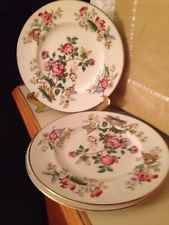 3 Wedgwood Charnwood Salad Or Luncheon Plates WD 3894