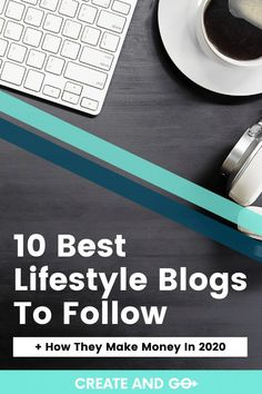 What exactly is a lifestyle blog, and how the heck do you make money with one? In this article, we're going to show you 10 different examples of popular lifestyle blogs that are all successful, so that you can decide whether or not you want to start one of your own. #createandgo #lifestyleblog #makemoneyblogging #sixfigureblogger Blogging Ideas, Make Money Blogging, How To Make Money, Best Lifestyle Blogs, Success, Popular, Learning, Most Popular, Studying