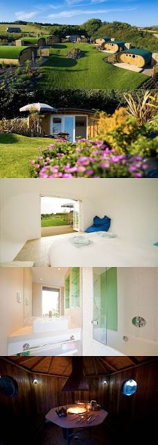 Atlantic Surf Pods   #glamping in Cornwall