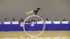 World Championships in Gymwheel 2016 Qualification Miho Tsukioka straigh...