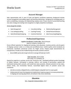 personal strengths for resumes