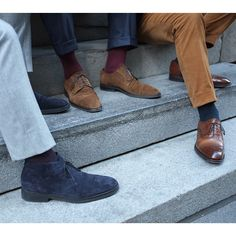 Our first round of shoes is in stores now! 5 styles to choose from. Made in Italy.  Available online next week. www.BeckettRobb.com