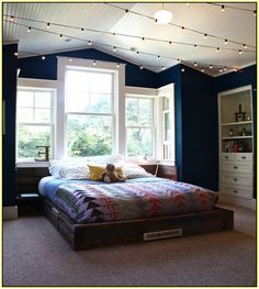 Decorating With Hanging Globe Lights Indoors | String lights ...