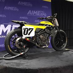 I got really excited when I saw this, thinking it was a real 2016 race bike, but it has been launched today at AIMExpo, a US bike show, as...