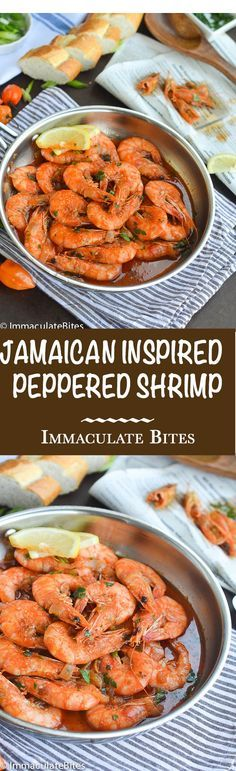 Finger-licking shrimp with a spicy kick and pack with tons of flavor – quick easy