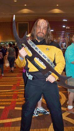 Star Trek TNG - Worf - Jeff Lester